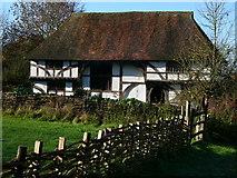 SU8712 : Weald and Downland Museum Singleton by Chris Gunns