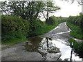 SJ2934 : Ford near Tyn-y-Wern by Jeff Tomlinson