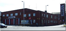 NS2875 : Greenock Fire Station by Thomas Nugent