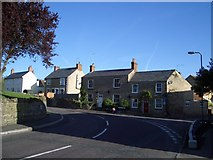 SP9153 : The Church Corner in Lavendon by Nigel Stickells