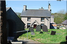 SH3537 : Mynwent Llannor Churchyard by Alan Fryer