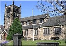 SE1039 : All Saints Church by Betty Longbottom