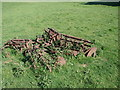 ST1181 : Forgotten Farm Implements by Ian Paterson