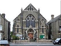 TF4066 : Spilsby Methodist Church by Dave Hitchborne
