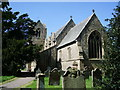 NY1439 : St Cuthberts Church, Plumbland by Alexander P Kapp