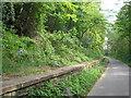 NT2274 : Former Craigleith Station by Sandy Gemmill