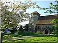 TR0252 : St Peter's Church, Molash by David Elvin