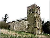 TF3579 : St Michael, Burwell by Dave Hitchborne