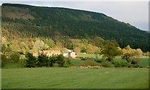 NZ5906 : Bank Foot Farm and Cottage by Mick Garratt