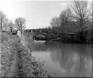 ST9361 : Seend Wharf Bridge, Kennet and Avon Canal by Dr Neil Clifton