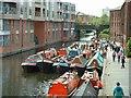 SP0686 : Birmingham & Worcester Canal by John M