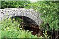 NS1888 : Barnacabber Bridge by John McLeish