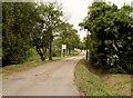 TM1314 : Cockett Wick Lane by Robert Edwards