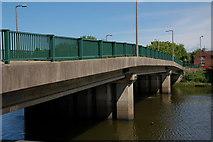 J3371 : The Governor's Bridge, Belfast by Albert Bridge