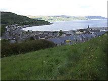 D3115 : Glenarm Bay by Jonathan Billinger