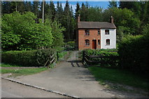 SO7023 : Cottage in Clifford's Mesne by Philip Halling