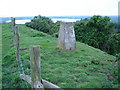 SP4407 : Triangulation Station on Beacon Hill Looking South by Ian Paterson