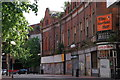 J3374 : Lower Garfield Street, Belfast by Albert Bridge