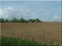 SK0722 : Building works at Newlands cottages by Mark Walton