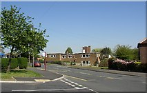 SE1321 : Thornhill Grange, Hanson Road off Highfield Road, Rastrick by Humphrey Bolton