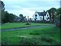 NY1084 : Applegarth church and memorial. by Lynne Kirton