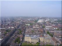SJ3590 : Liverpool Skyline by Andy Davis