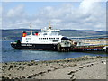NS1968 : MV Bute at Wemyss Bay pier by Thomas Nugent