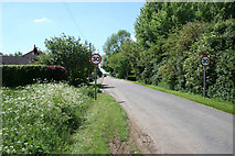 TF1409 : Sutton's Lane, Deeping Gate by Kate Jewell