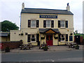 SK5954 : The Fox & Hounds, Blidworth by James Hill