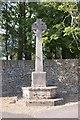 SP2704 : Alvescot War Memorial by gary radford
