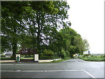 N9046 : Mullagh Cross Roads by Jonathan Billinger