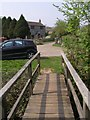 ST7356 : Small car park near Greenacres, Littleton Lane by Jim Champion