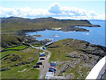 NM4167 : Ardnamurchan Visitor Centre area by Norrie Adamson