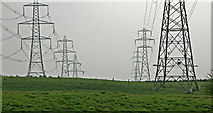 SD7130 : Electricity Pylons by Mr T