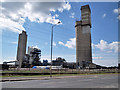 NZ4720 : Tower by Haverton Hill Road by Stephen McCulloch