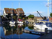 SU4208 : Hythe Marina by Colin Smith
