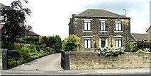 SE2334 : Swinnow Moor House - 128 Swinnow Road by Betty Longbottom