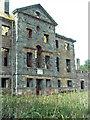 NJ5630 : Wardhouse by Andrew Stuart