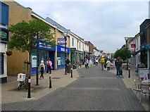 TQ2804 : George Street by Simon Carey