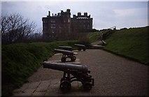 NS2310 : Culzean Cannons by Trevor Rickard