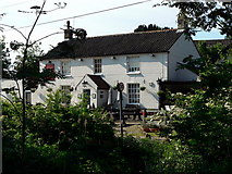 TG3204 : The New Inn at Rockland St. Mary by Suse