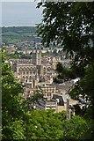 ST7564 : Bath Abbey by Simon Barnes