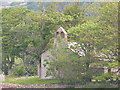 SD1095 : Church in the trees, Waberthwaite by N Chadwick