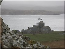 NM2824 : Sound of Iona by Richard Webb