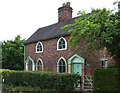 SO6797 : Damson Cottage, The Smithies, Shropshire by Roger  Kidd