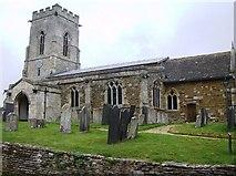 SK8101 : Belton-in-Rutland church by Graham Horn
