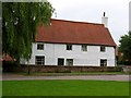 SK7160 : Cottage by the green in Maplebeck by Andrew Tatlow