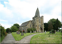 TQ7924 : Ewhurst Green, Church of St James the Great by John Lamper