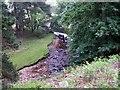 SE1900 : Looking down on the Little Don River by John Fielding