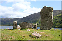 V8363 : Uragh stone circle, overlooking Lough Inchiquin by Espresso Addict